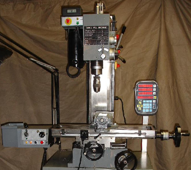 home shop milling machine